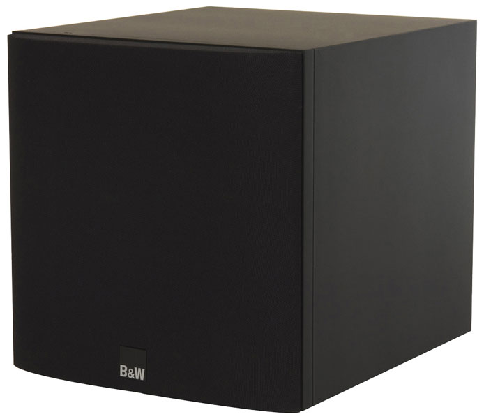 audiogamma bowers wilkins asw610xp diffusori subwoofer serie 600 s2. Black Bedroom Furniture Sets. Home Design Ideas