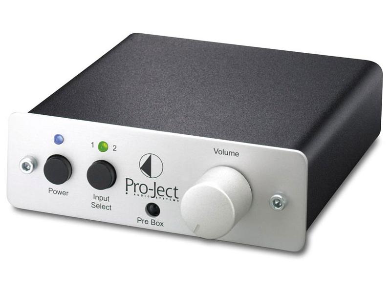 Audiogamma - Pro-Ject Pre Box